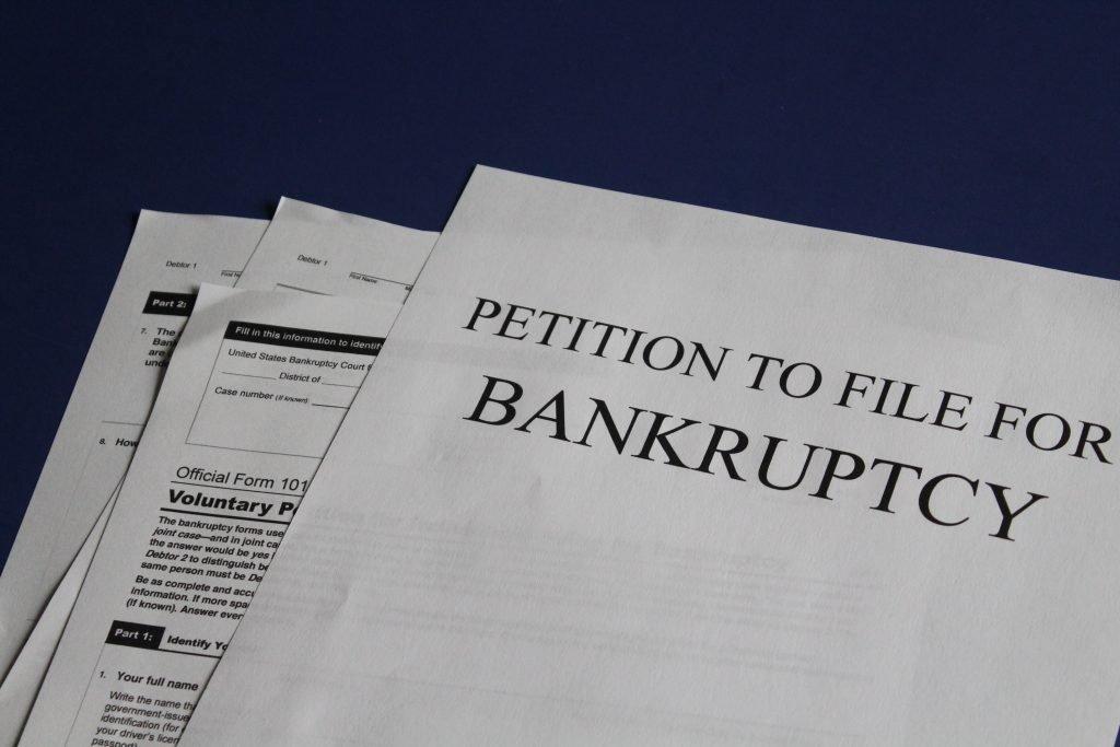 Distressed Asset Bankruptcy